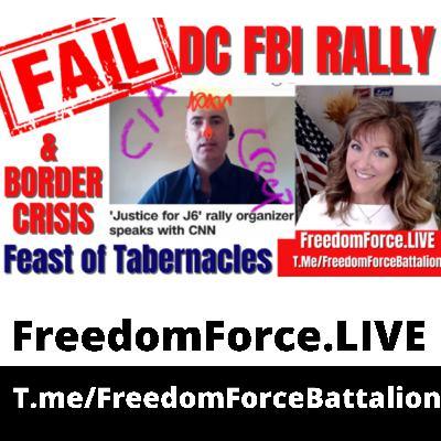 FBI Rally Fail! Part 1 9.19.21