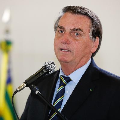 Bolsonaro diz que 'não era para ter CPI' e classifica a comissão como 'palanque'