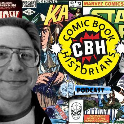 Ron Frenz: Marvelous Comic Artist part 1 with Alex Grand & Jim Thompson
