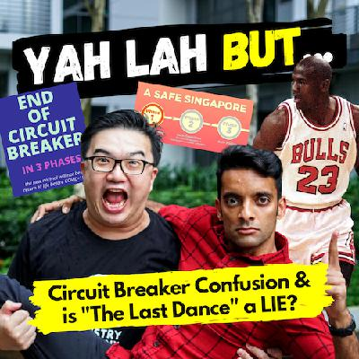 "YLB #54 - The confusion of the CB exit plan & could Netflix's ""Last Dance"" be more lies than truth?"