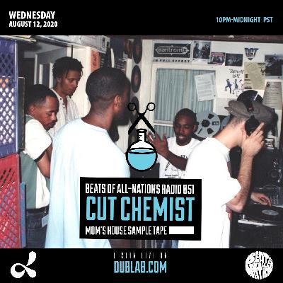 Cut Chemist | Beats of All-Nations Radio 051 on Dublab