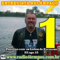 Rádio 4 Tempos - Entrevista Relâmpago 11