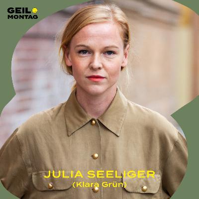 Julia Seeliger (Klara Grün): Warum hat Putzen so ein schlechtes Image?