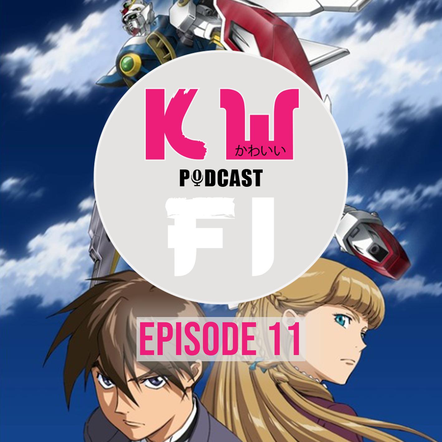 Episode 11: Mecha Anime