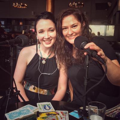 Episode 85: Return to Tarot! A Love Bites Special with Reader Sasha Graham