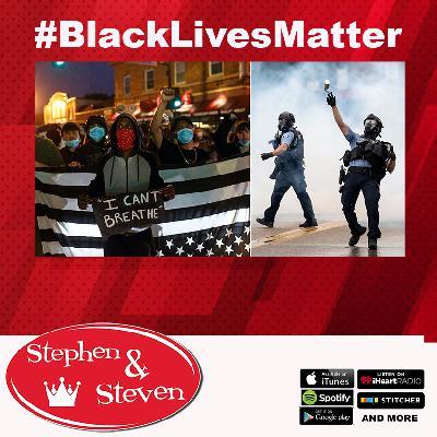 STEPHEN & STEVEN - #BLACK_LIVES_MATTER
