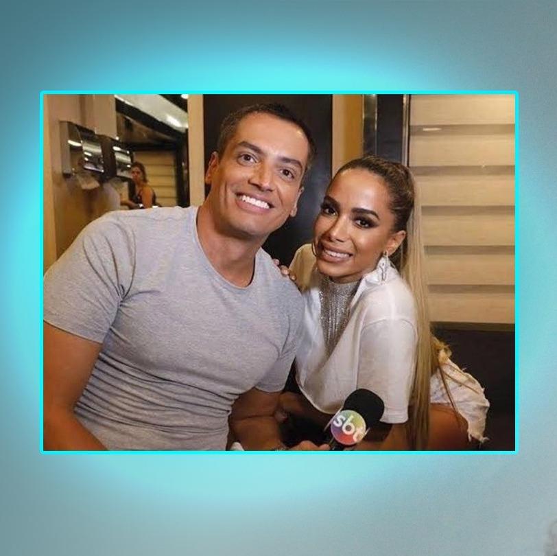 Leo Dias acusa Anitta de inventar que era vegana; ela está processando ele