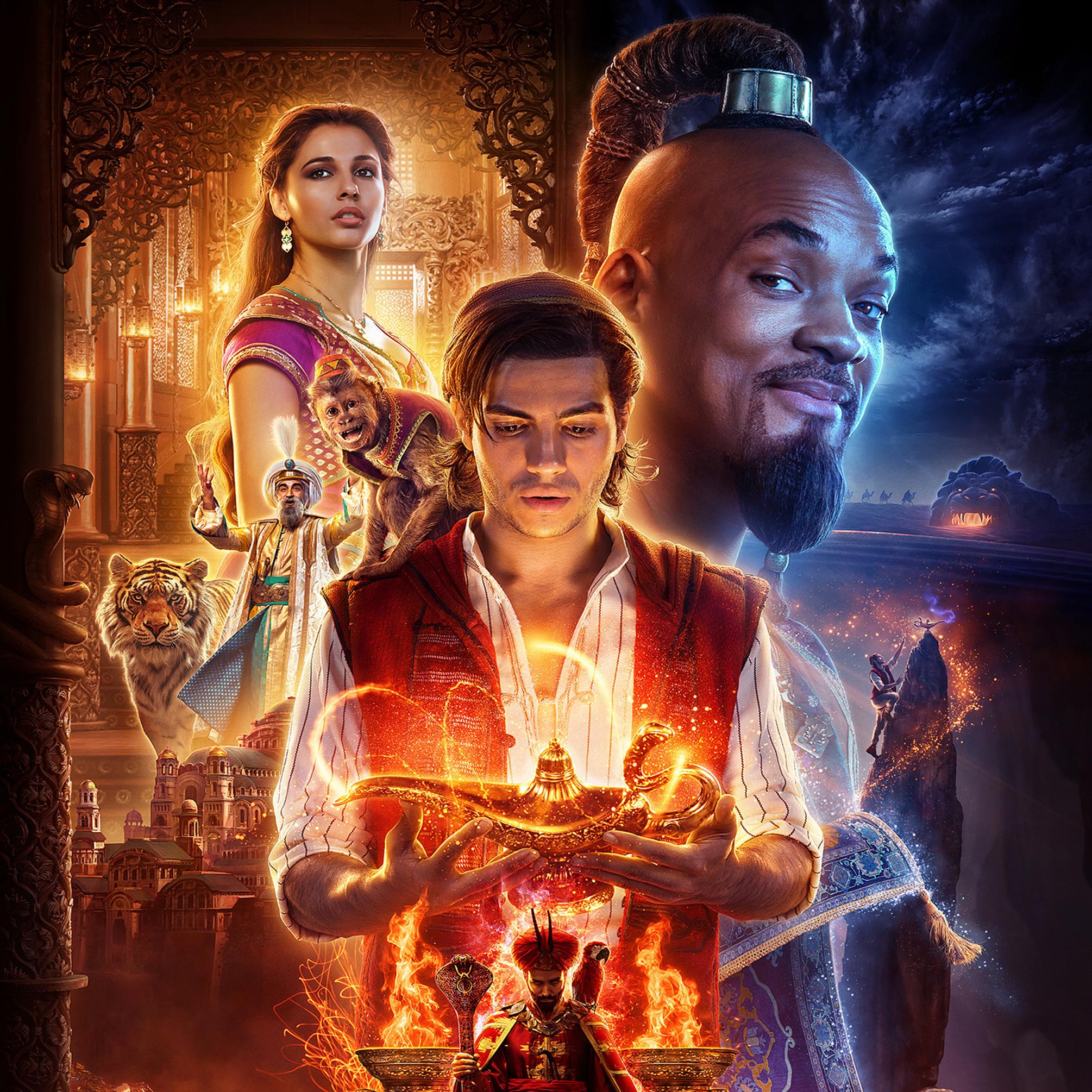 Aladdin 2019 نقد و بررسی فیلم
