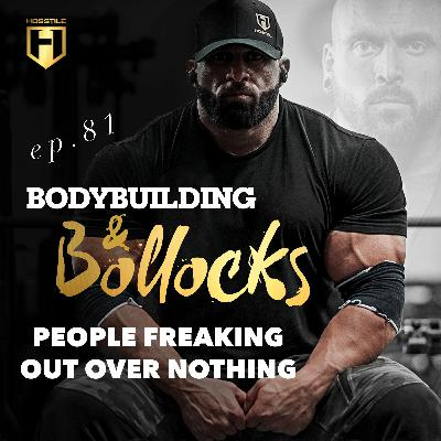 PEOPLE FREAKING OUT OVER NOTHING   Fouad Abiad, James Hollingshead & Ben Chow   BB&B Ep.81