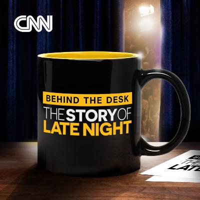 Let's Go Behind the Desk