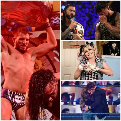 Ep 139 - I Love Wheels (RAW, SmackDown & NXT's Halloween Havoc)