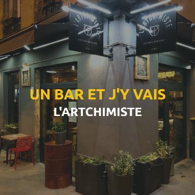 S03E05 - L'Artchimiste (bar à cocktails)