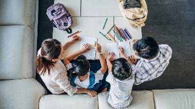 6 Tips For Homeschooling During Coronavirus