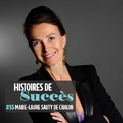 Marie-Laure Sauty de Chalon, rare dirigeantE dans le monde des médias