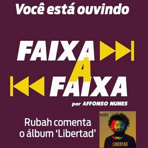 Rubah apresenta o álbum Libertad