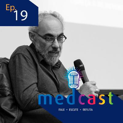MedCast #19 - João Anzanello Carrascoza