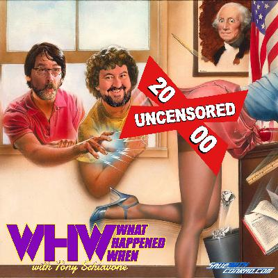 Episode 166:  WCW Uncensored 2000