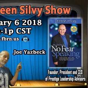 The Queen Silvy Show - Joe Yazbeck CEO - Prestige Leadership Advisors