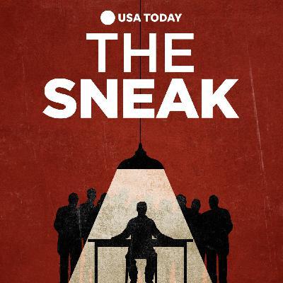 """""""The Sneak: Murders at Whiskey Creek"""" (Wondery Presents)"""