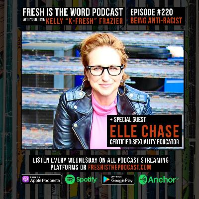 Episode #220: Elle Chase – Certified Sexuality Educator, Writer, Speaker, Pleasure Advocate, Author of Curvy Girl Sex, Creator of LadyCheeky