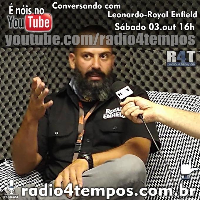 Rádio 4 Tempos - é Nóis no YouTube 18:Rádio 4 Tempos
