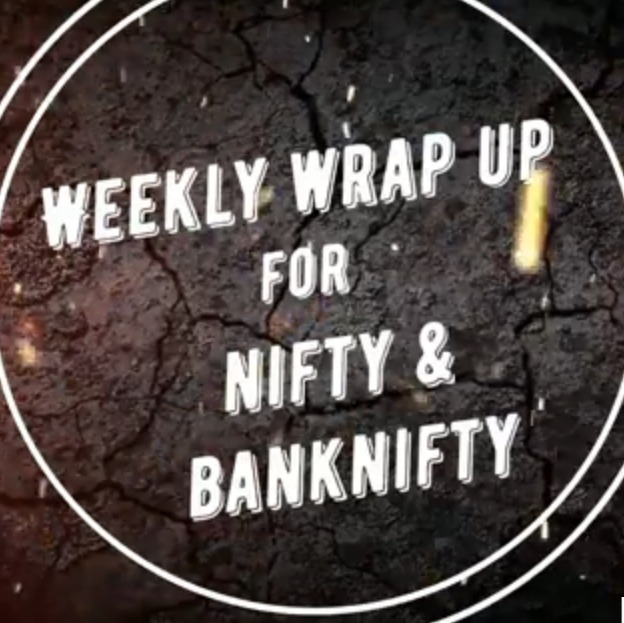 Nifty and Banknifty Weekly Wrap Up 18 Feb to 22 Feb by Dean Market Profile Audio