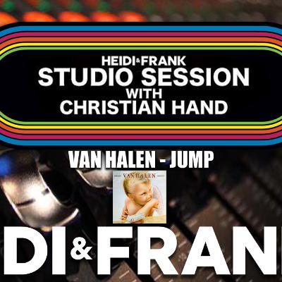HF Studio Session With Christian James Hand 10/06/21