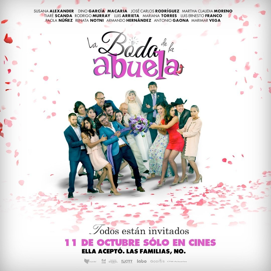 Ver~ La boda de la abuela [Pelicula™,-2019] Completa en Espanol Latino HD