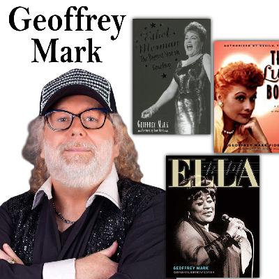 Harvey Brownstone Interviews Emmy Winning Documentary Producer, Hollywood Historian and Author, Geoffrey Mark