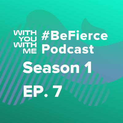 BeFierce Military Podcast #007 - Olivia Nunn - Director of Communication at US Army Soldier for Life