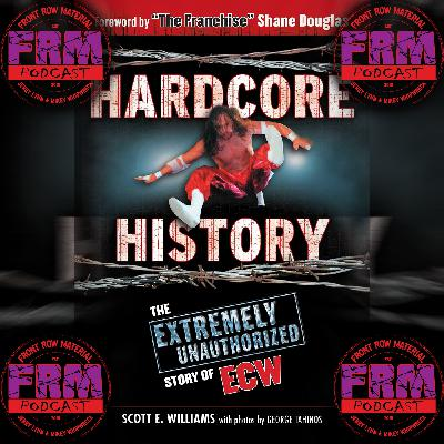 36: Mike Freland's ECW Book Club with Jerry Lynn, Part 1