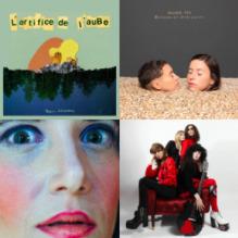 Top 10 des sorties d'albums du 19/02/21 pop/folk/rock/electro/jazz/funk/soul #123