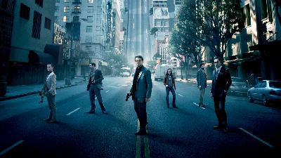 BONUS EPISODE // FRAME RATE: Inception (2010)