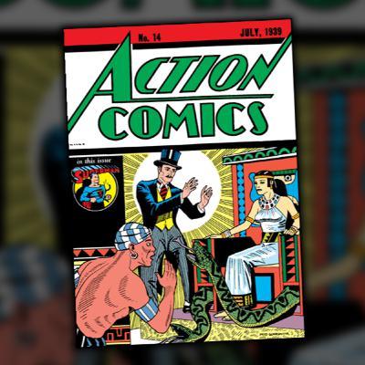 Action Comics #14 (July, 1939)
