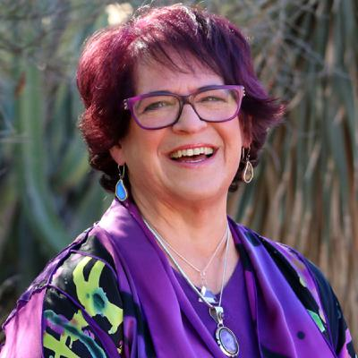 Coming Out - Again: Defusing the Stigma of Mental Health - Featuring Award-Winning Author, Film Producer and Film Writer, Susan Faith (Broude)