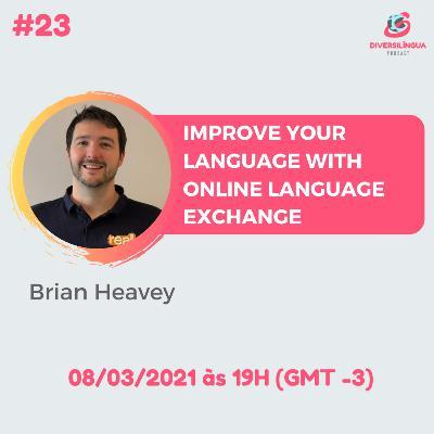 23. Improve your language with Online Language Exchange