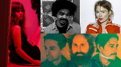 New Mix: Memorable Musical Discoveries, From Muzz To Lou Canon