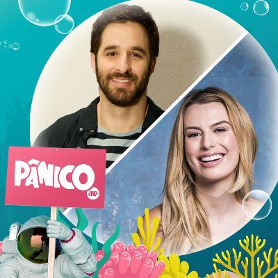 PÂNICO - AO VIVO - 13/11/20 - Rafinha Bastos e Fernanda Keulla