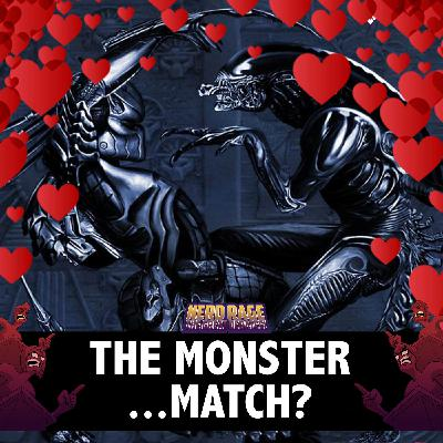 The Monster Match: Alien/Predator vs. The Thing/The Blob