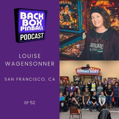 Episode 52: Louise Wagensonner