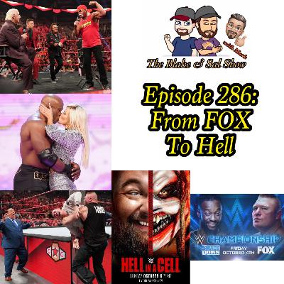 Episode 286: From FOX To Hell