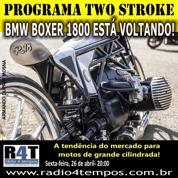 Rádio 4 Tempos - Two Stroke 66:Rádio 4 Tempos
