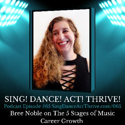 Bree Noble on 5 Stages of Music Career Success
