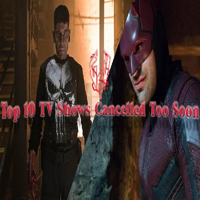 Top 10 TV Shows Cancelled Too Soon