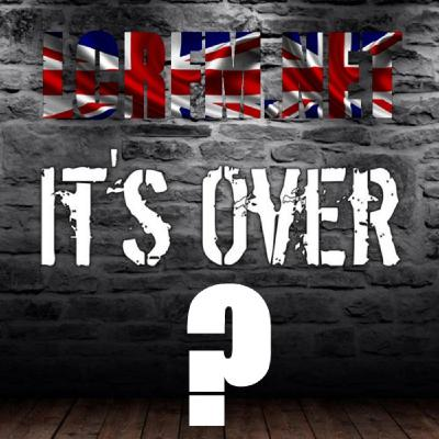 Its Over ? July 4th 2020 ? @ 8PM:GMT LCRFM.net... Live from London...