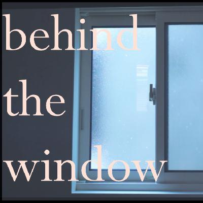 26: Notes in quarantine - behind the window