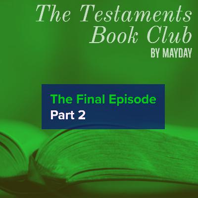 The Testaments Book Club : THE END!