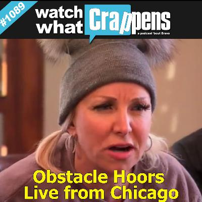 RHONJ: Obstacle Hoors Live from Chicago