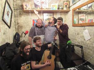 """This Thing We Call Jamcast #04: """"Empire Old Boys Versus Militia All Stars"""""""