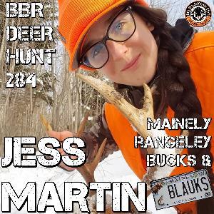 284 Jess Martin - Mainely Rangeley Bucks and Blauks